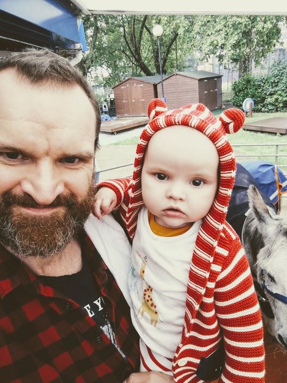 Dad on SPL, Joe Young & daughter